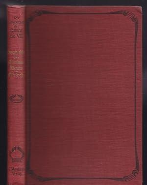 Geschichte der chinesischen Litteratur.: GRUBE, Wilh.