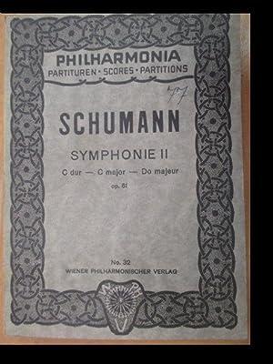 Robert Schumann. Symphonie II. C dur op.