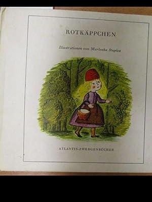 Rotkäppchen. Illustriert von Marlenka Stupica.
