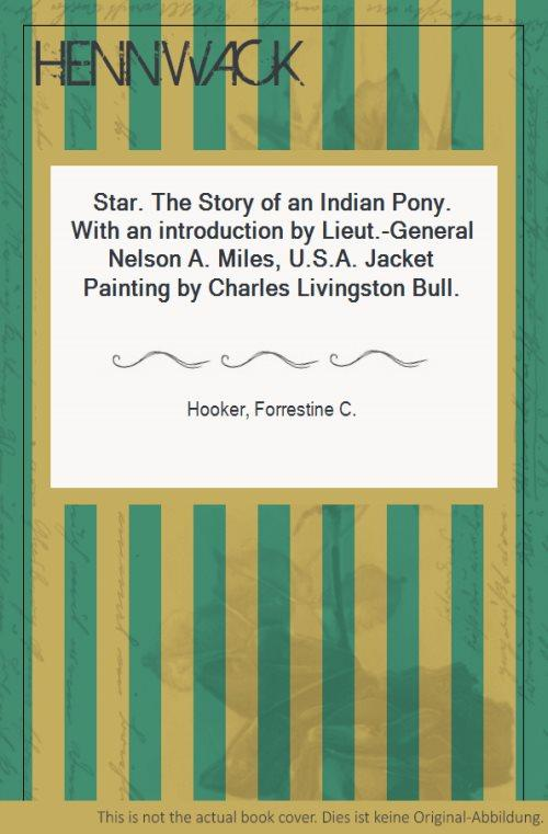 3f506615498 Star. The Story of an Indian Pony.  Hooker