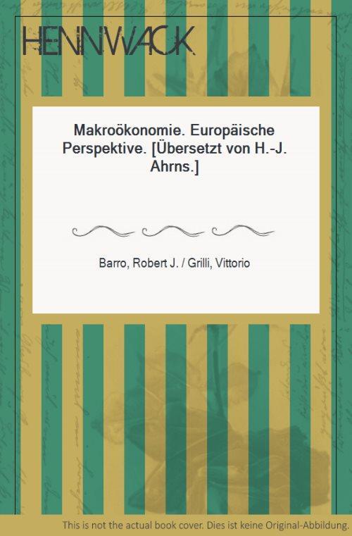 theorie und politik der makrokonomie wykoff frank c