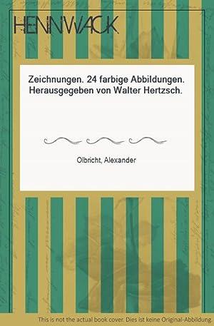 Walter Zeichnungen: Hertzsch Herausgeber Alexander Olbricht