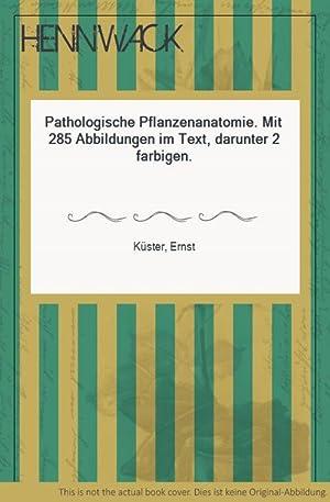 pathologische pflanzenanatomie - AbeBooks