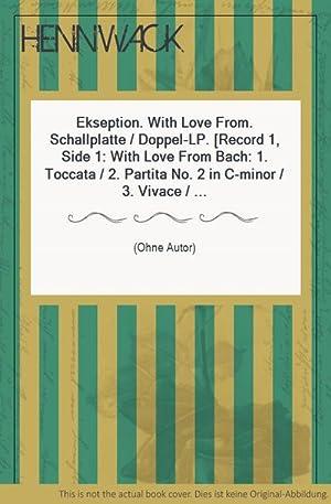 Ekseption. With Love From. Schallplatte / Doppel-LP.