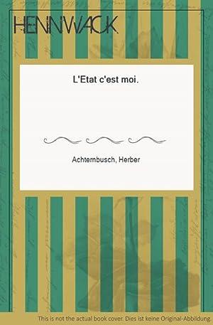 L'Etat c'est moi.: Achternbusch, Herbert