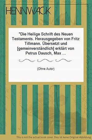 Bibel - Die Heilige Schrift des Neuen