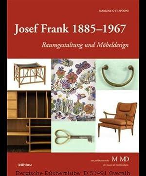 Josef Frank 1885-1967. Raumgestaltung und Möbeldesign. (Eine: Ott-Wodni, Marlene:
