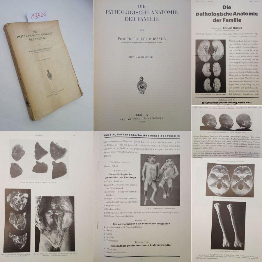 pathologische anatomie der familie - ZVAB