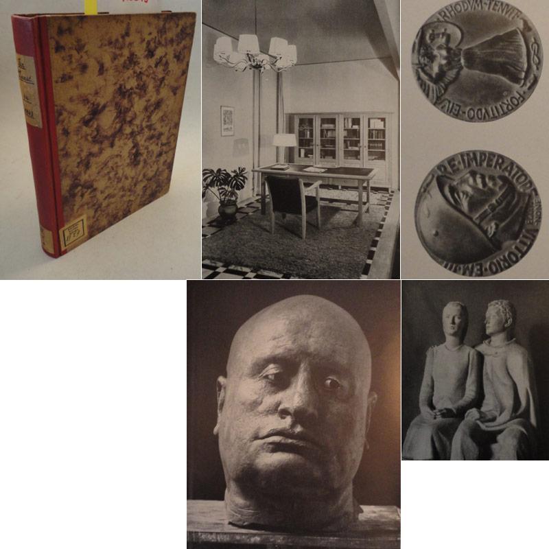 Die Kunst. Monatsschrift für Malerei, Plastik und Wohnkultur. 44.Jahrgang 1943. Erster Teil: ...