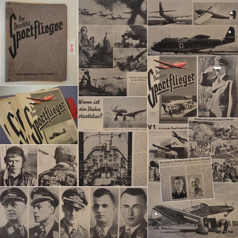 Der Deutsche Sportflieger, Zeitschrift für die gesamte