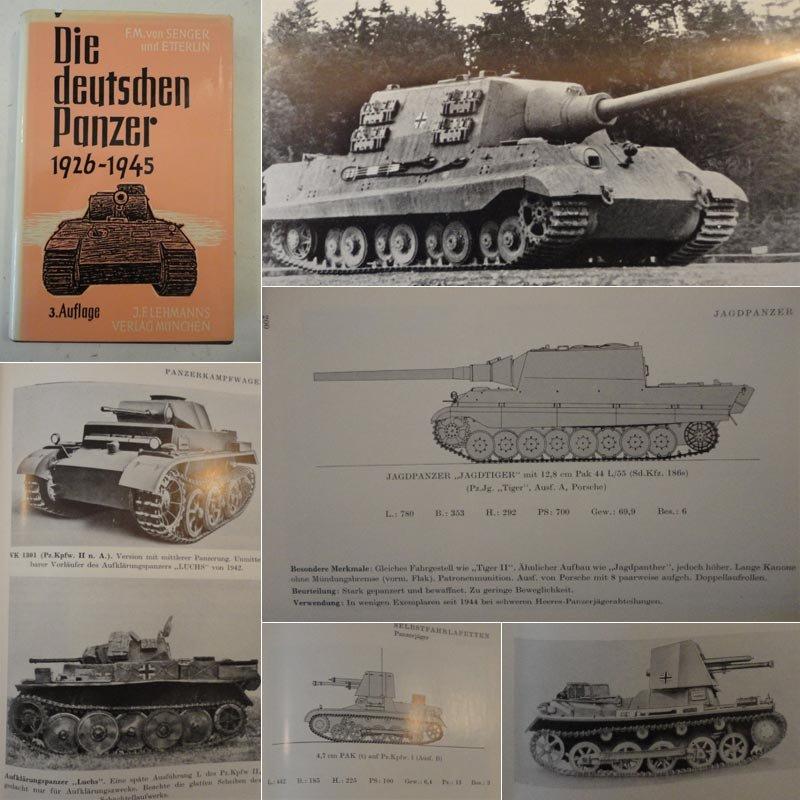 Bildergebnis für Die deutschen Panzer  1926-1945