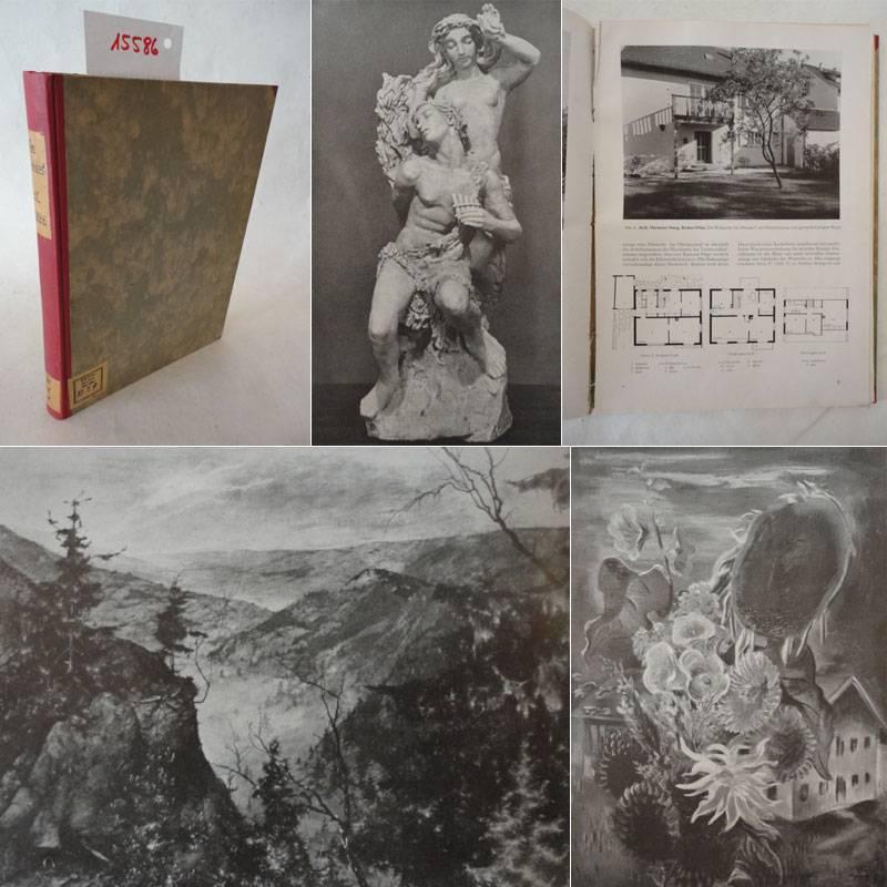 Die Kunst. Monatshefte für freie und angewandte: Kirchgraber, Paul (Herausgeber