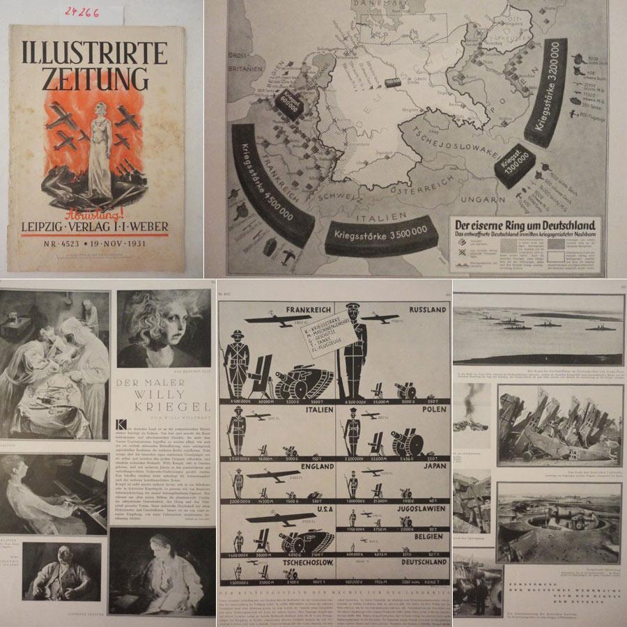Zeitungen erster weltkrieg erstausgabe zvab illustrirte zeitung leipzig nr 4523 vom 19 weber j j fandeluxe Images