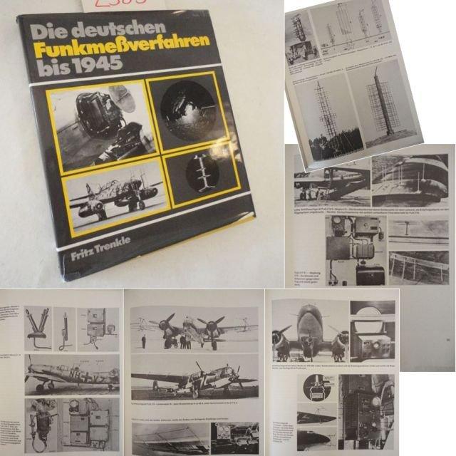 Die deutschen Funkmeßverfahren bis 1945 - Fritz Trenkle