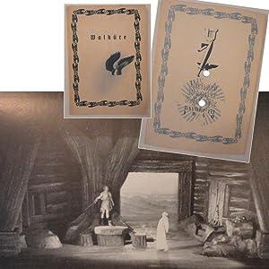Die Walküre. Erster Tag des Bühnenfestspiels Der Ring der Nibelungen: Wagner, Richard: