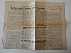 Straßburger Neueste Nachrichten, Ausgabe Montag, 2.Februar 1942: Waffen-SS):