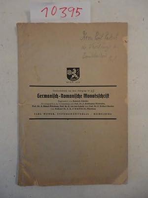 Sinn und Tragik der zeichnerischen Bemühung Goethes: Stöcklein, Dr.Paul und