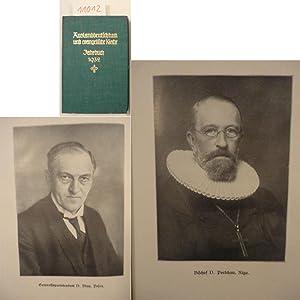 Auslanddeutschtum und evangelische Kirche. Jahrbuch 1932