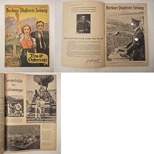 """Berliner Illustrirte Zeitung 1938. Sonderheft """"Das ist Österreich"""""""