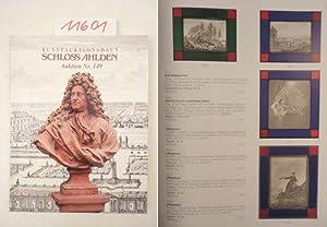 Auktion Nr.149 Antiquitäten und Moderne Kunst am: Kunstauktionshaus Schloß Ahlden: