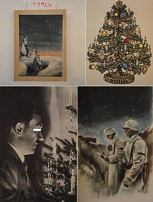 Deutsche Kriegsweihnacht: Hauptkulturamt in der Reichspropagandaleitung der NSDAP (Herausgeber):