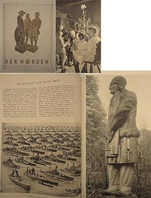 Der Norden. Monatsschrift der Nordischen Gesellschaft. Nr.12 Dezember 1938, 16.Jahrgang: Nordische ...