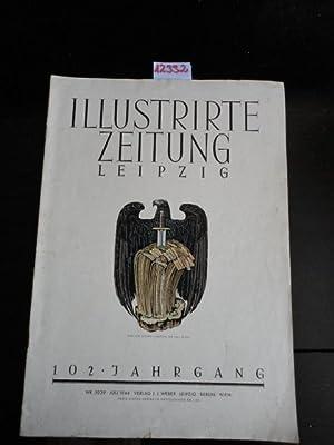 Illustrirte Zeitung Leipzig Nr.5039 vom Juli 1944