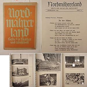 Nordmährerland. Hefte für Kultur und Wirtschaft 1/1942: Kreispropagandaleiter der ...