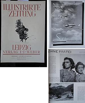 """Illustrirte Zeitung Leipzig Nr.4952 vom 27.Juni 1940. Sonderheft """"Bulgarien - das Herz des ..."""