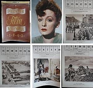 Deutscher Filmkalender 1943: Schäfer, Wilhelm (Heraugeber):
