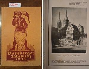 8. Bamberger Jahrbuch 1935, Umschau und Ausschau.: Schneidmadl, Dr.Hans (Herausgeber: