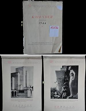 Kalender für das Jahr 1944: Städtisches Fremdenverkehrsamt Budapest: