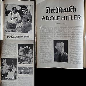 Adolf Hitler Ein Mann und sein Volk, Sonderausgabe Illustrierter Beobachter