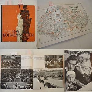 Das Böhmen- und Mähren-Buch. Volkskampf und Reichsraum: Heiß, Friedrich: