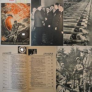 Kalender der Deutschen Arbeit 1942: Amt für Fachzeitschriften