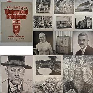 Nürnberger Kunst der Gegenwart. Mit einem Vorwort: Rösermüller, Rudolf: