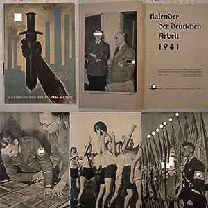Kalender der Deutschen Arbeit 1941: Amt für Fachzeitschriften