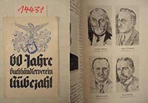 60 Jahre Buchhändlerverein Rübezahl 1867-1927. Dem Rübezahl und seinen Freunden ...