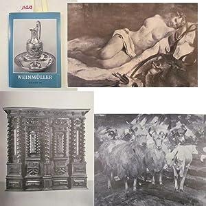 Katalog zur Auktion 182 vom 14./15. Juni: Neumeister KG vorm.