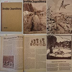 Deutsche Jugendburg. Illustrierte deutsche Schülerzeitung, Jahrgang 1938/39: NS.-...
