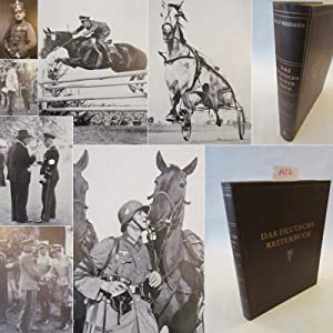 Das Deutsche Reiterbuch. Pferdezucht und Pferdesport in Großdeutschland: Roeingh, Rolf: