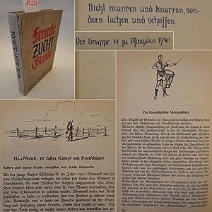 Freude - Zucht - Glaube. Handbuch für die kulturelle Arbeit im Lager, im Auftrage der ...