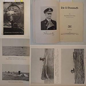 Die U-Bootswaffe: Dönitz, Karl (Vizeadmiral und Befehlshaber der U-Boote):