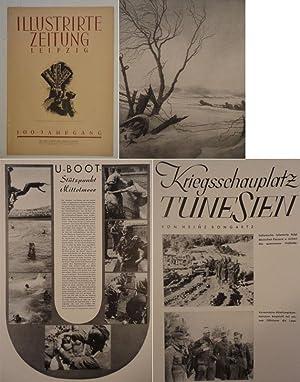 Illustrirte Zeitung Leipzig Nr.5022 / 4. März 1943: Weber, J. J. (Herausgeber):