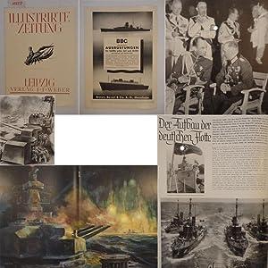 Illustrirte Zeitung Leipzig Nr.4918 / 15. Juni 1939: Weber, J. J. (Herausgeber):