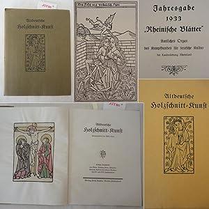Altdeutsche Holzschnitt-Kunst. Sechzig Holzschnitte von Dürer, Baldung Grien, Altdorfer, ...