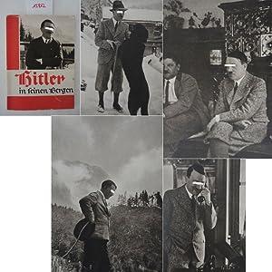 Hitler in seinen Bergen, 86 Bilddokumente aus: Hoffmann, Professor Heinrich