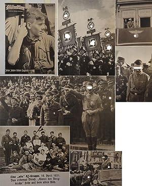 Der Sturmtrupp. Kampfblatt der Hitlerjugend des Gebietes 17 (Thüringen). Amtliches Organ des ...