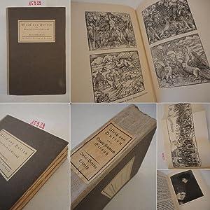 Ulrich von Hutten / breitrandige Original-Verlags-Broschur: Strauß, David Friedrich: