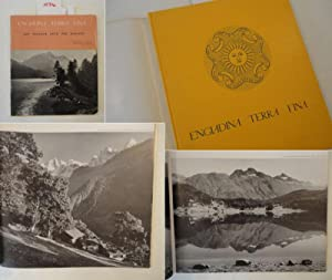 Engadina terra fina. Das Goldene Buch vom Engadin: Amstutz, Walter und Walter (Herausgeber) Herdeg: